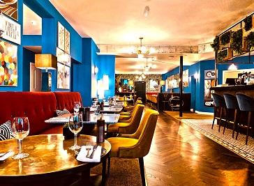 Harbour Lights Café & Restaurant in Isle of Man
